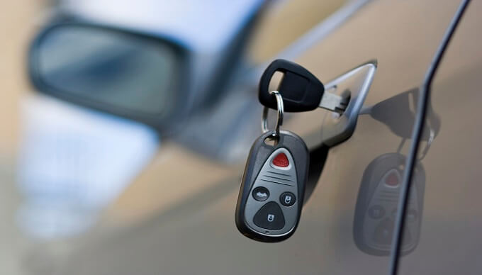 Professional Locksmith in Tulsa for Car Door