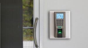 electronic-door-lock