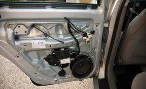 car door repair image