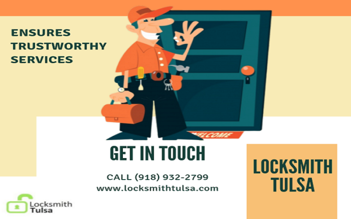 Professional Locksmith in Tulsa, OK for Your Garage Door