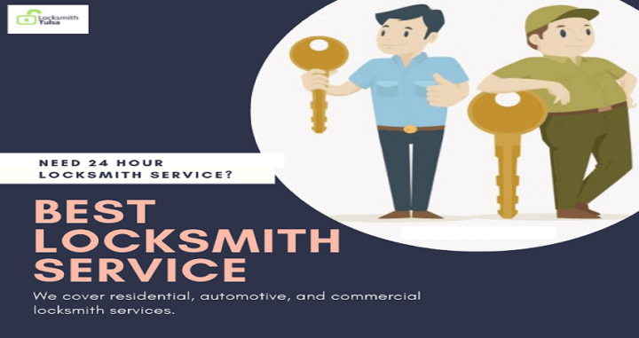 Reliable Locksmith in Tulsa, OK for Your Business Premise